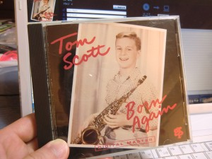 Tom Scott / Born Again